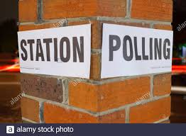 Where Is My Designated Polling Place Indiana Polling Place Sign Stock Photos Polling Place Sign Stock