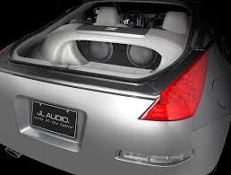 2003 2005 nissan 350z car audio profile 350z Bose Stereo Wiring Diagram jl audio stealthbox 350z bose wiring diagram