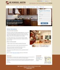 Web Page Copy Kitchen  Bath Remodeling Words By Melissa - Kitchen and bath remodelers