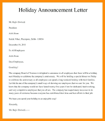 Holiday Memo Template And Memo Examples To Students 8 Student Memo ...