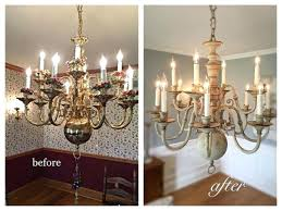 builder grade chandelier paint brass chandelier capable paint brass chandelier great makeover on home decoration ideas