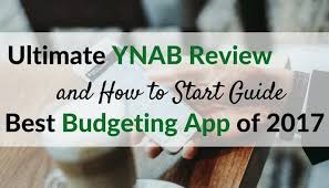 Food Budget App Ultimate Ynab Review And How To Start Best Budgeting App 2018