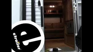 Decorating fixing screen door images : Camco Replacement RV Screen Door Slide Review - etrailer.com - YouTube