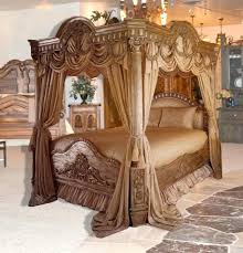 Full Size Canopy Bed Canopy Beds Cheap Canopy Beds Cheap King Size ...