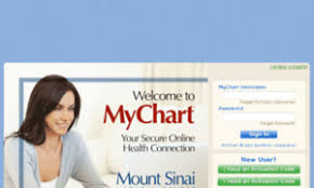 Mount Sinai My Chart Login Mychart Msmc Com Server And Hosting History
