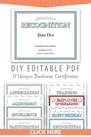 8 Unique Business Office Certificates Editable Pdf Team Certificate