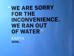 Earth Closed For Shortage Of Water Global Climate Ice Blog