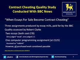cutting the cost of custom essay writing examining the financial ma   7 contract cheating