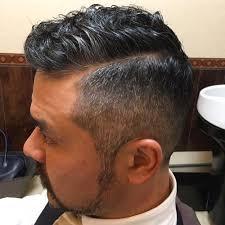 ビジネスショートパーマ風フェードカット Barbering Method Produce