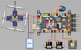 lisa m v2 0 paparazziuav lisam v2 0 quadrocopter spektrum i2c esc wiring png