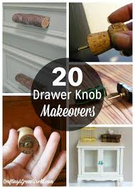 20 diy drawer knob makeover ideas