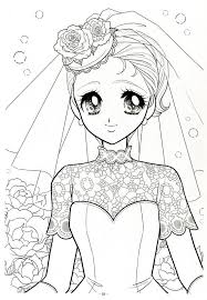 Small Picture 983 best Coloring Pages Shojo Anime images on Pinterest