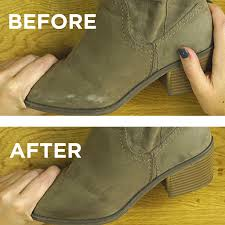 3 ways to clean scuffs off boots diy by perk