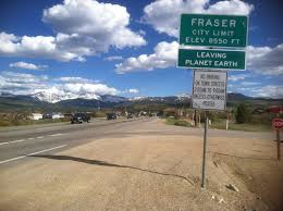 Help Put Fraser Colorado On The Map Planetfraser Planets