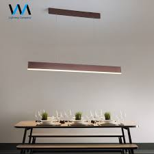 <b>China</b> Long Office LED <b>Chandelier</b> Creative <b>Lamps</b> Rectangular ...