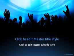 Party Templates Free Fun Party Ppt Template