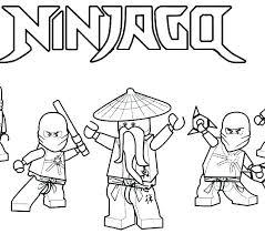Ninjago Coloring Pages Coloring Pages For Print Ninjago Movie