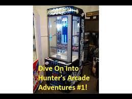 Stacker Vending Machine Classy Come Dive On Into Hunter's Arcade Adventures 48 STACKER ARCADE