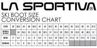 Atomic Ski Boot Size Chart Uk Mondopoint What Is It