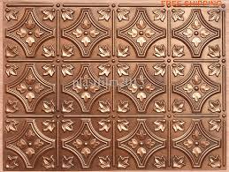 pvc ceiling tiles. 2018 Plb10 Faux Tin Pvc Ceiling Tiles Shopping Club Store Decorative Backsplash Embossed 3d Wall Panel Antique Copper Colour 10tilesFrom Plastfilm2013,