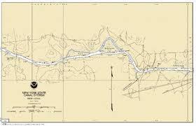 Erie Canal Hickory Island Marine Chart Us14786_p1061