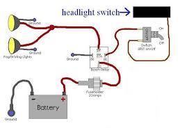 wiring diagram for hid driving lights wiring diagram wiring diagram for motorcycle tail lights images