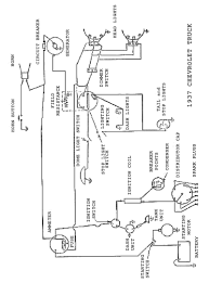 ford f 1 wiring diagram chevy wiring diagrams 1937 truck wiring