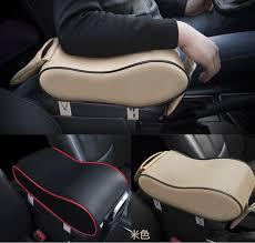 car styling armrest cover case for hyundai ix25 creta ix35 2016 armrest box sets interior modified storage box accessories
