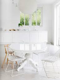 All White Kitchen Designs Decor New Decoration