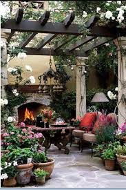 outdoor rooms beautiful patios