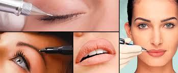 semi perminant makeup