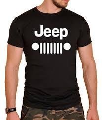 Jeep T Shirt Designs Jeep Logo Cars T Shirt Black New Design 1 T Shirt Good T Shirt Sites From Jie73 14 67 Dhgate Com