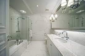 quartz stone shower walls