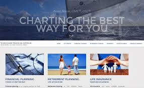business website design agency life insurance free quote website design template example