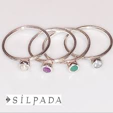 Silpada Birthstone Rings