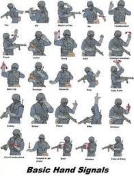 Marine Corps Hand Signals 14 Best Hand Signals Images Hand Signals Survival Skills