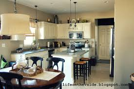 Mixing Kitchen Cabinet Colors On The V Side Painted Kitchen Cabinets Pros Cons