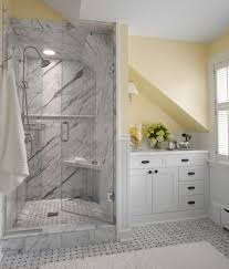 basketweave tile bathroom. Chicago Basketweave Tiles Bathroom Traditional With White Countertop Silver Robe And Towel Hooks Sloped Ceiling Tile E