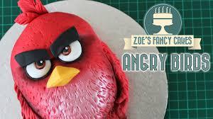 Angry Birds cake Red Movie cakes