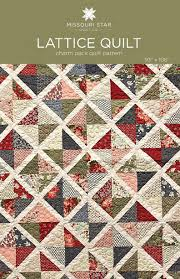 Digital Download - Lattice Quilt Pattern from Missouri Star Quilt ... & Digital Download - Lattice Quilt Pattern from Missouri Star Quilt Co Adamdwight.com
