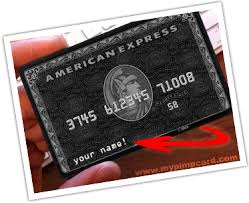 Fake It Card Impress Get Image Mypimpcard - Black com Your With Friends On A Generator Credit Name