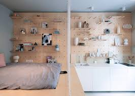 space saving apartment furniture. Air Bnp By Position Collective Airbnb Space Saving Furniture Small Stylish And Minimalist Micro Apartment Makes