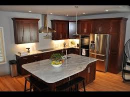 Granite Color Examples For Dark Cabinets