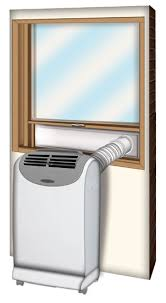 portable ac wall vent kit residential portable air conditioners lg lpwxrsm btu portable air conditioner
