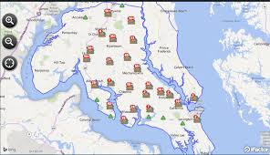 power outages throughout southern maryland  thebaynetcom