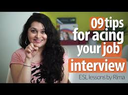 Tips For Acing A Job Interview 9 Tips For Acing Your Next Job Interview Job Interview