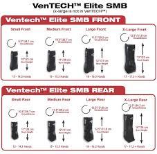 Elite Sports Size Chart Professionals Choice Limited Edition Llama Ventech Smb Elite Value 4 Pack Medium