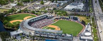 built in 1996 george m steinbrenner field is a 31 acre plex centrally located in ta florida and serves as spring home to the new york yankees