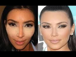 kim kardashian concealer tutorial for the over 30 s