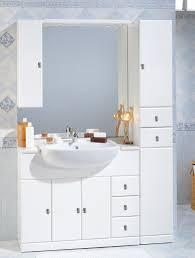 Mobile bagno cleo cm 100 30 con lavabo semincasso bh